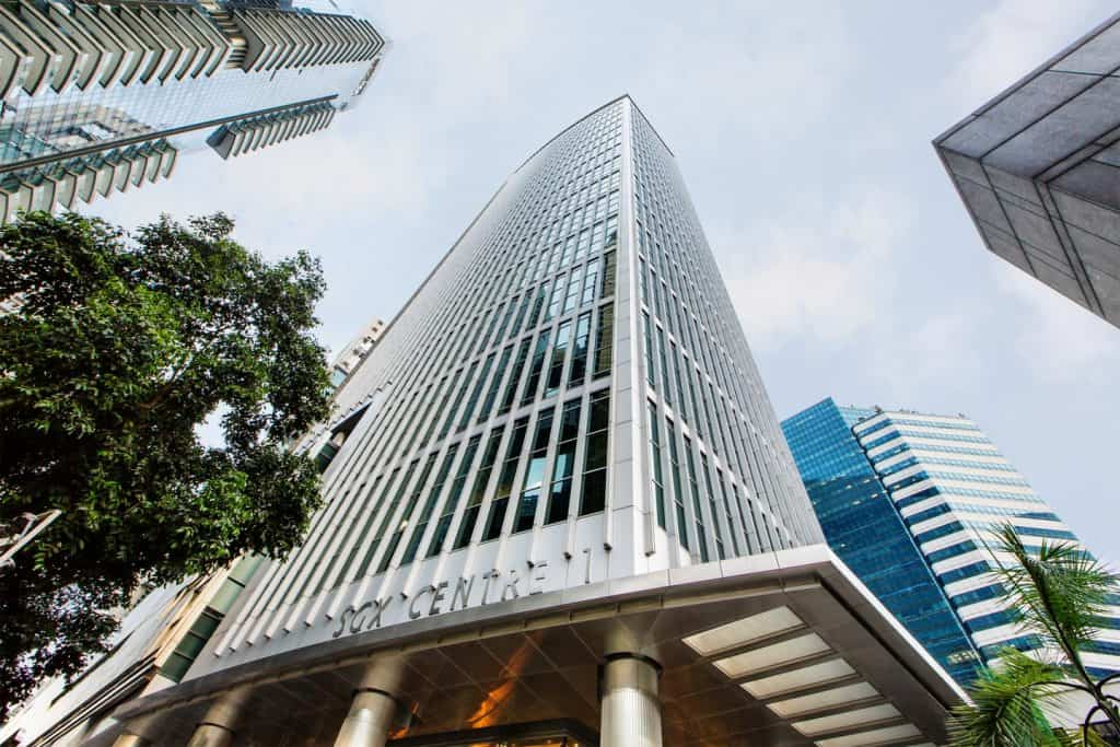 SGX Centre by UIC